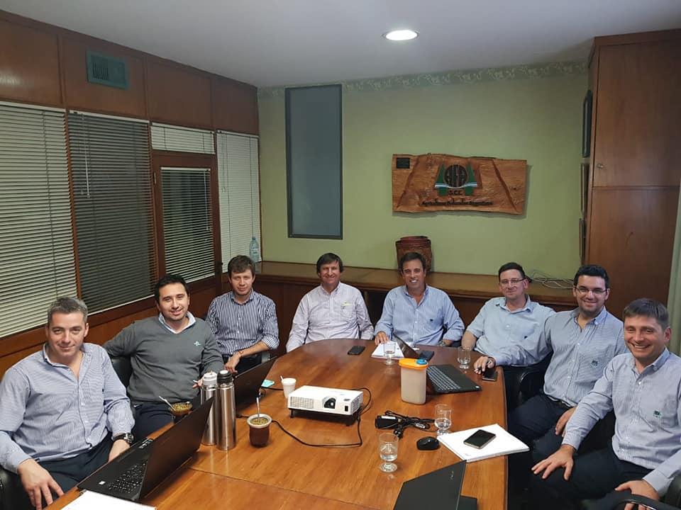 Rosario/ Reunión de Equipo Gerencial- AFA
