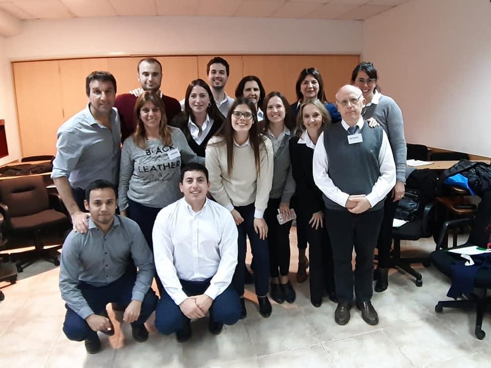 Paraná/ Entrenamiento en Liderazgo e Inteligencia Emocional para Enersa